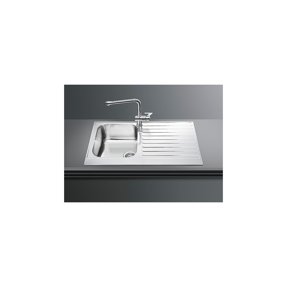 smeg piano lpd861d s eviers encastrer direct evier. Black Bedroom Furniture Sets. Home Design Ideas