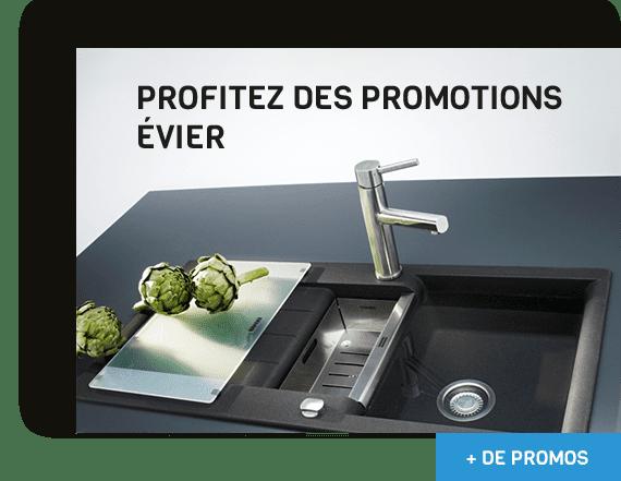 Eviers mitigeurs et accessoires de cuisine prix discount airlux blanco franke luisina - Evier cuisine franke ...